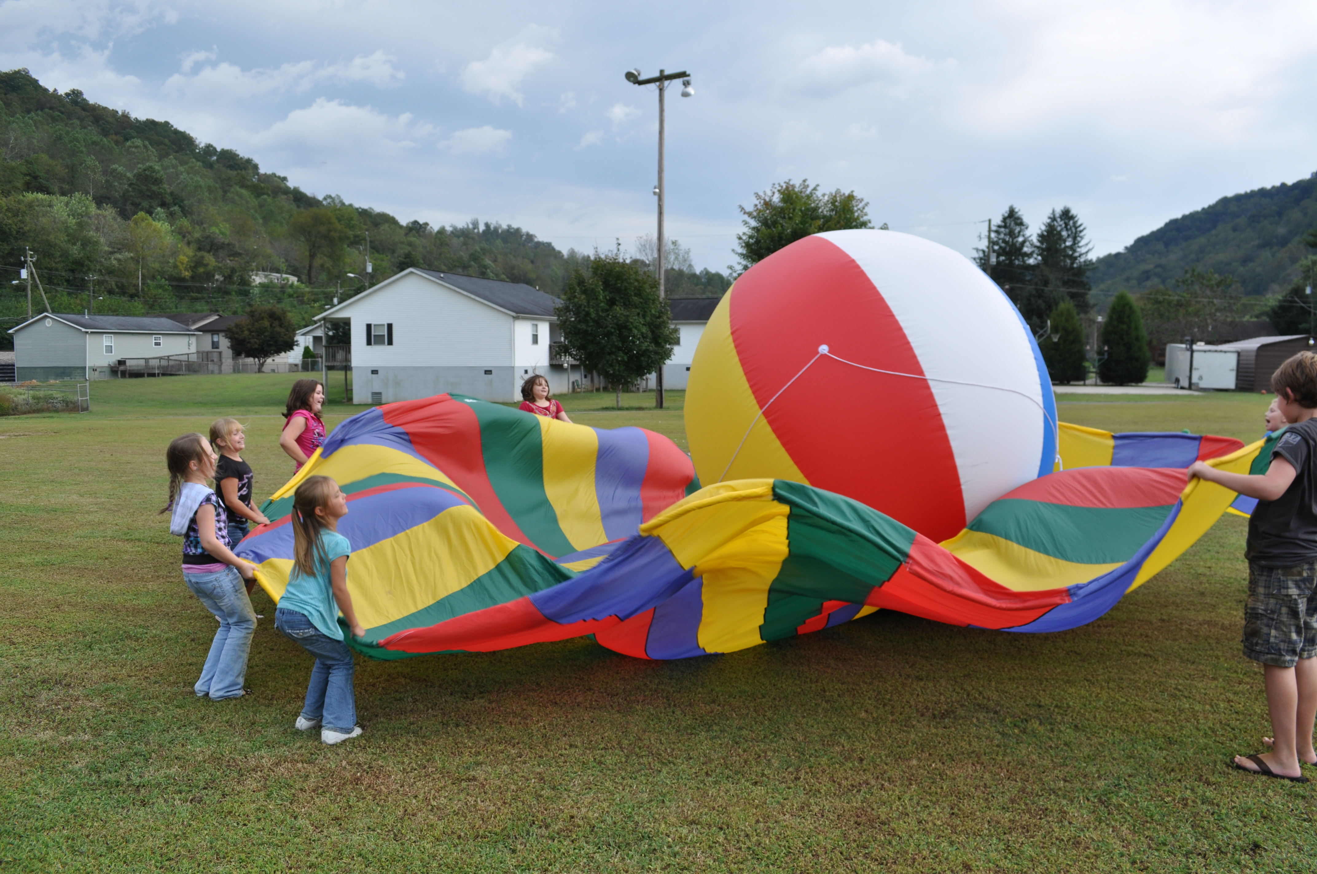 Field Day Fun And A Big Thank You To Bb T Able Families Blog
